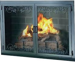 wood burning fireplace door wood burning fireplace glass doors extra large insert inserts stand