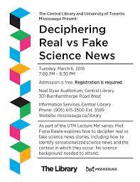 News Mississauga Event Vs Fake Deciphering Science Real xwAqYnfBI