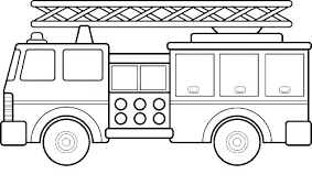 Free Printable Truck Coloring Pages Download Fire Truck Coloring