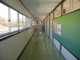 hallway at school. filejinego elementary school 2f hallway 2jpg at