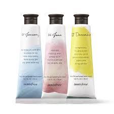 BODY & HAIR - <b>Jeju Life Perfumed</b> Hand Cream   <b>innisfree</b>