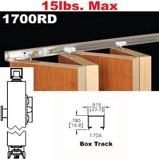 picture of 1700rd multi fold door hardware