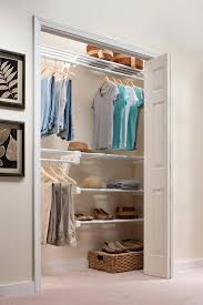 expandable closet organizer white 2 layers plus shoe rack reach in trinity costco expandable closet organizer