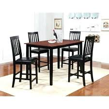 furniture pub style kitchen tables and chairs example amazing pub style kitchen table designs