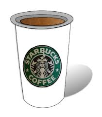 starbucks coffee cup drawing. Brilliant Cup Final Object Step 10Final Drawing Creative Commons License Starbucks  Coffee Cup  In Drawing