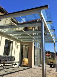 Terrassenüberdachung Tischlerei Harald Pucher