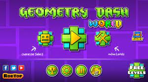 Geometry Dash World 1.03 - Download für Android APK Kostenlos