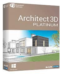 Architect 3D Platinum Edition - Home Design, Interior decorating ...