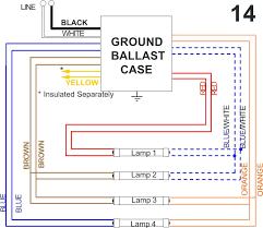 fluorescent ballast wiring fluorescent image allanson fluorescent ballast wiring diagram on fluorescent ballast wiring