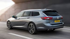 The 2017 Opel Insignia Wagon Will Make You Want To Buy A Buick