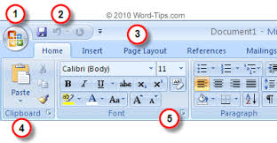Word Ribbon Microsoft Office Word Ribbon Get My Free Mini Course Here