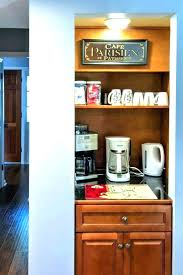 office coffee stations. Microwave And Coffee Station Stations For Office Table Ground Machine Mini Small Kitchen With Sink . Home