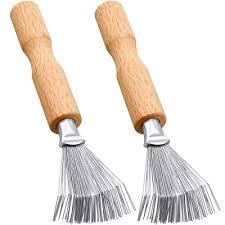 2 packs hair brush cleaner tool