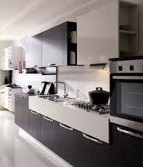 Contemporary Kitchen Backsplash White Contemporary Furniture