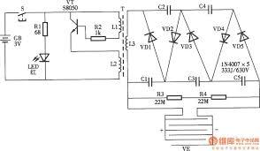 bug zapper circuit elektronika bug zapper bug zapper circuit