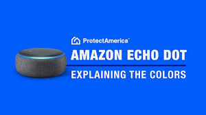 Echo Dot Disable Lights Changing Light Colors On The Amazon Echo What Each Color Mean