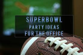 office party idea. Office Party Idea. Beautiful Superbowl Ideas For The OFR Clubhouse With Regard Idea I