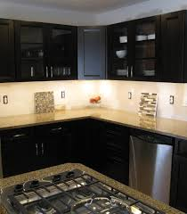 Under Kitchen Cabinet Radio High Power Led Under Cabinet Lighting Diy Great Looking And