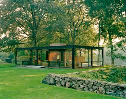 the glass house weekend cabin
