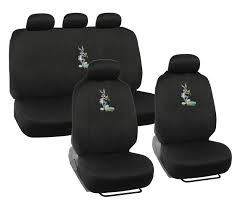 cartoon character bugs bunny seat covers for car suv truck w head