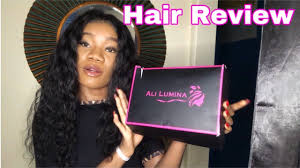 Must Have Affordable Water Wave Lace Frontal <b>Human</b> Hair Wig ...