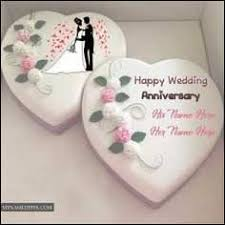 Arti Dari Happy Anniversary Terkeren Wedding Anniversary Cake With