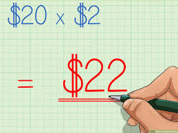 How To Add Sales Tax 7 Steps With Pictures Wikihow