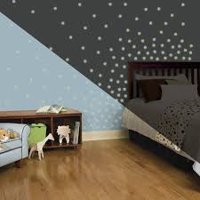 Glow in the Dark Dots Wall Decals