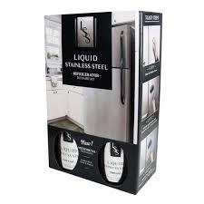 stainless steel appliance paint kit
