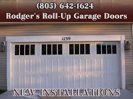 rollup garage doorGarage Door Repair Oxnard CA 805 6421624 Rodgers RollUp