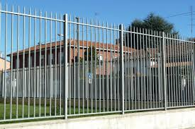 Industrial Fence Bar Steel Modular Acumina Nuova De Fi M Spa
