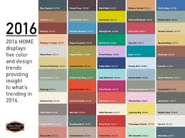 home paint colors2016 Paint Color Forecasts and Trends