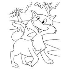 The Fantastic Mr. Fox top 25 free printable fox coloring pages online on printable old wives tales gender prediction game