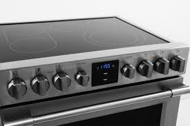 Professional Electric Ranges For The Home Frigidaire Professional Fpeh3077rf Freestanding Electric Range