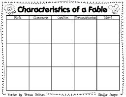 Fables For Kids Worksheets Worksheets for all | Download and Share ...