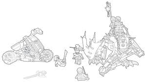 Lego Ninjago Movie Coloring Pages Lloyd Zane Us 1 Wallpaper For
