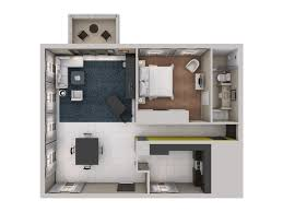 1 bedroom house plans. Small One Bedroom Bungalow Plans 1 House W
