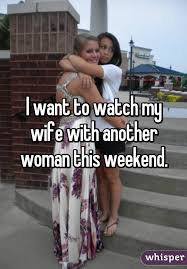 Watch wife with girl