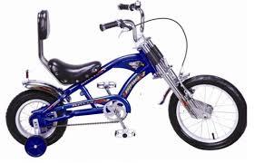 kids fat tire harley bike chopper bike