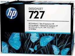 Купить <b>HP</b> B3P06A <b>Печатающая головка</b> 727 цветной Color ...