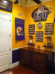 Lsu Bedroom Style Painting
