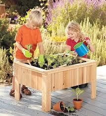 my first garden planter hearth