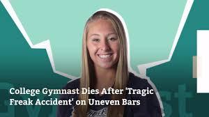 College Gymnast Dies After Uneven Bars Injury | Health.com