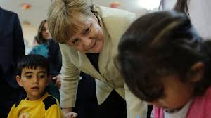 In 2006, angela merkel was awarded the vision for europe award for her contribution toward greater european integration. Is Angela Merkel Really On The Ropes Bbc News