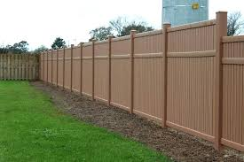 brown vinyl picket fence brilliant lowes fence white panels ideas formidable fencing horse7 vinyl
