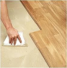 wood floor glue image titled remove