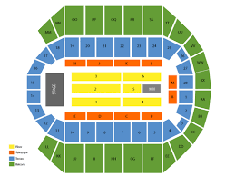 Mississippi Coast Coliseum Seating Chart And Tickets