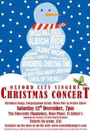 Christmas Concert Poster Christmas Concert Poster Rome Fontanacountryinn Com