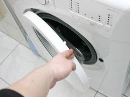 Cleaning Front Load Washing Machine How To Stop The Moldy Smell In Clothes From A Front Loader Washing