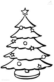 1001 Kleurplaten Kerst Kerstbomen Kerstboom Geweldig
